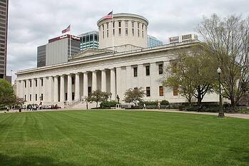 Ohio-Statehouse-Outside