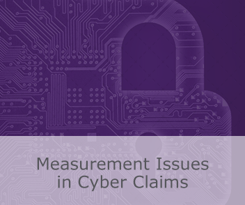 Measurment Issues in Cybe rClaims
